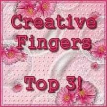 Top 3-Creatieve Fingers-22 mei