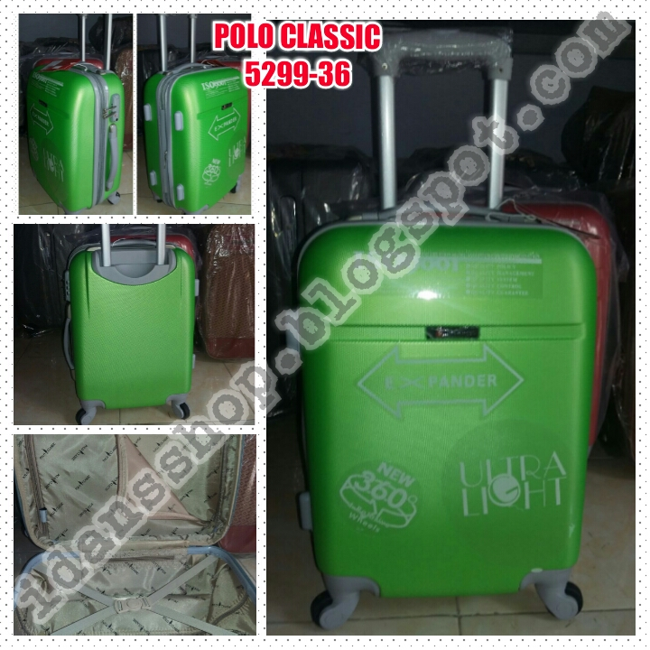 Koper Polo Classic 5299 Kabin Size 18 Inch