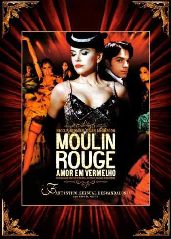 Moulin Rouge: Amor em Vermelho 2001 Torrent – BluRay 720p Dual Áudio