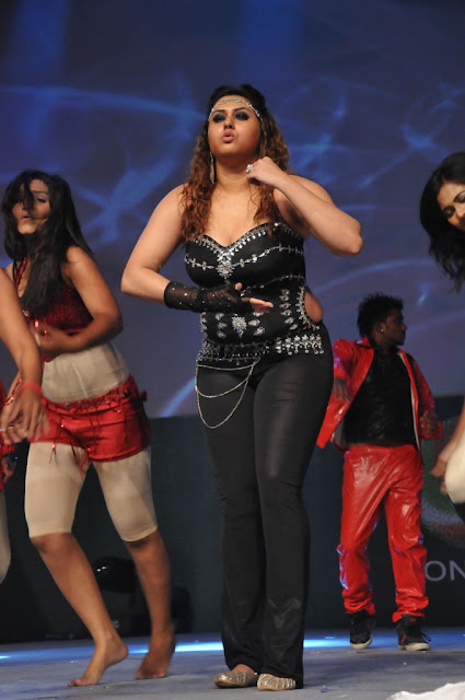 South Actress Namitha hot performance at One Nation One card launch