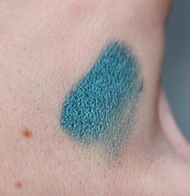 bareMinerals High Shine Electric test avis swatch essai blog id=