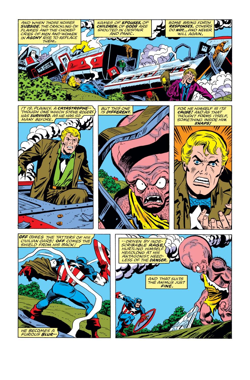 Captain America (1968) Issue #223 #137 - English 15
