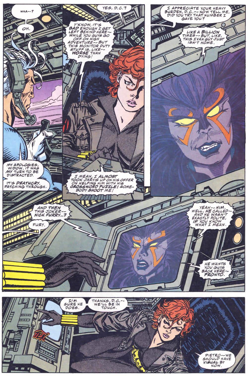 Captain America (1968) Issue #439b #390 - English 15