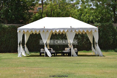 Exotic Party Tent