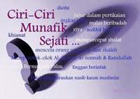 Ciri Sifat Munafik