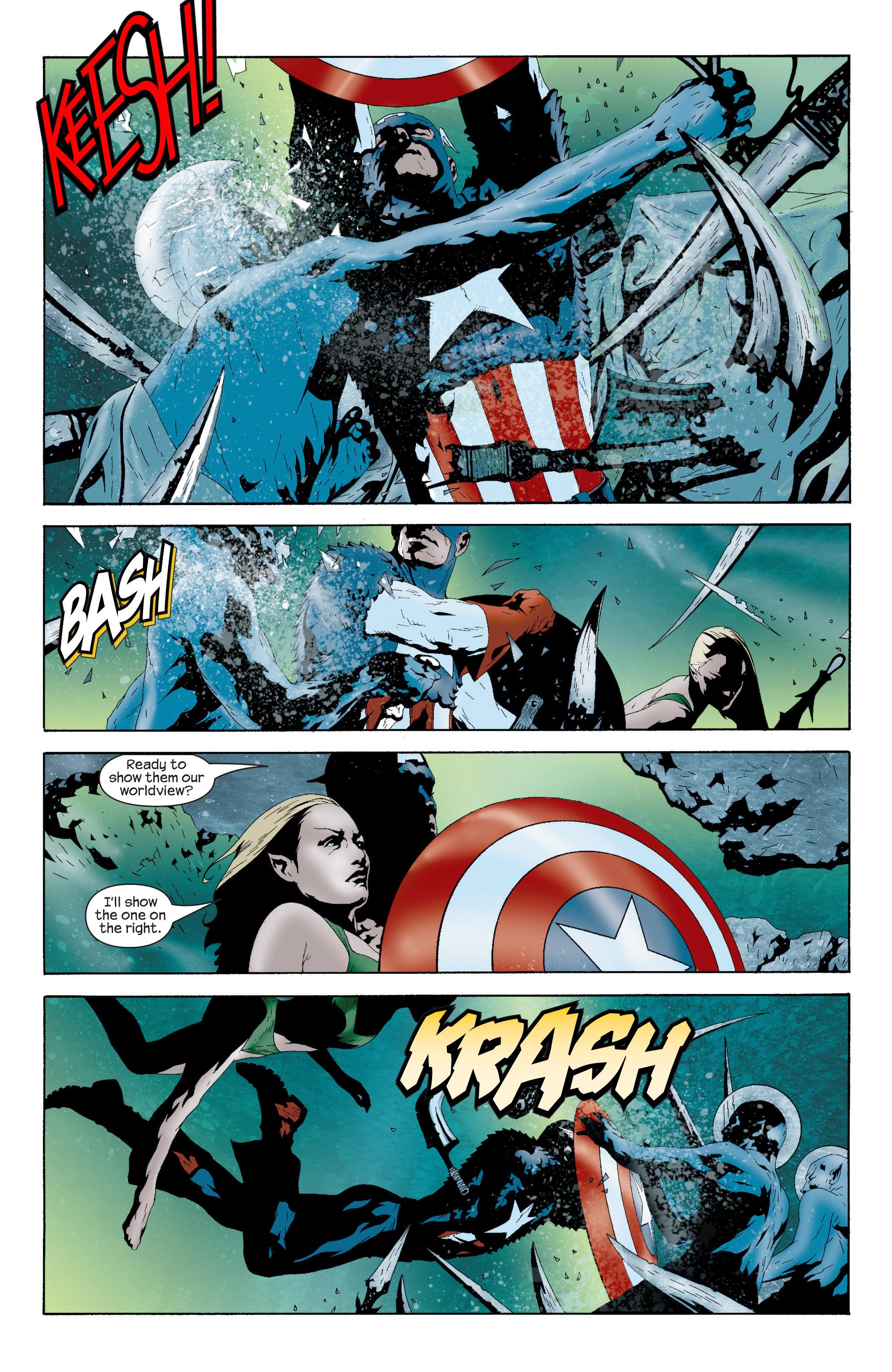 Captain America (2002) Issue #15 #16 - English 11