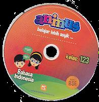 toko buku rahma: buku CD ANIMUS BAHASA INDONESIA KELAS 1, 2, 3 SD