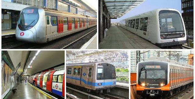 5 Kota Transportasi Termewah Didunia