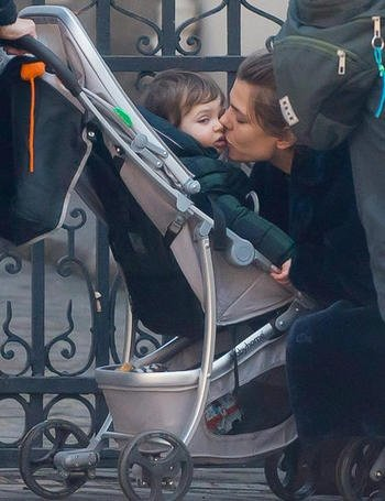 Charlotte Casiraghi and Gad Elmaleh welcomed a little boy. Latest news and photos about Charlotte Casiraghi baby.