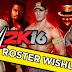 تاريخ اصدار لعبة WWE 2K16