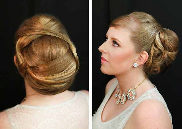 Big Editorial Fashion Hair style