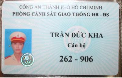 CSGT mang thẻ tuần tra mới có quyền dừng phương tiện