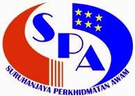 Semakan Status Permohonan SPA8