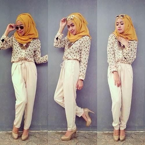 Gambar Baju Muslim Terbaru Remaja 10