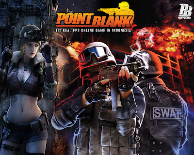 Point Blank Online (PB Tips and Trik)