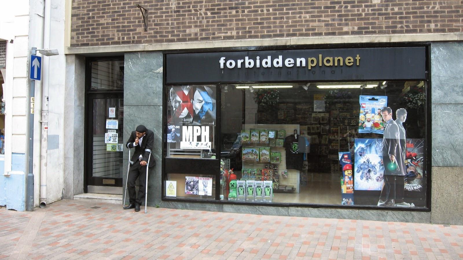 Comic Shop Leicester