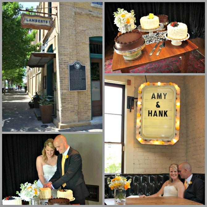 The Holland House: Reception at Lambert's Austin