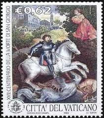 St George stamp