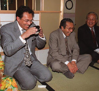 Mahathir Vs Anwar dan Krisis Sebenar Matawang 1997