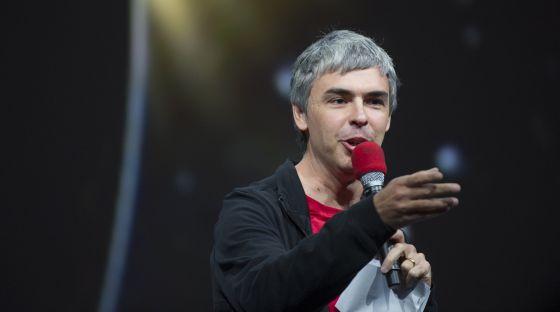 Larry Page, cofundador de Google-Torrejoncillo