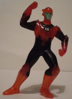 Front of McDonald's 2012 Razer power up action figure