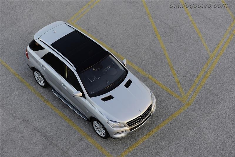صور سيارة مرسيدس بنز M كلاس 2012 - اجمل خلفيات صور عربية مرسيدس بنز M كلاس 2012 - Mercedes-Benz M Class Photos Mercedes-Benz_M_Class_2012_800x600_wallpaper_24.jpg