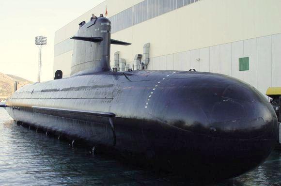 Kapal Selam kelas Scorpene