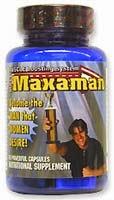 maxman scam
