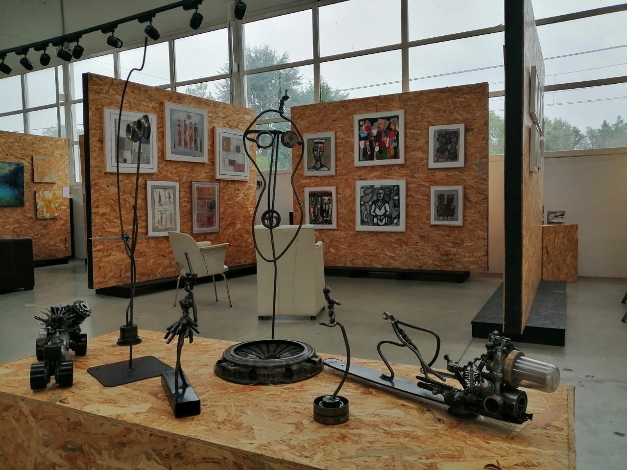 Expo Paupart (Billères) oct/nov 2020