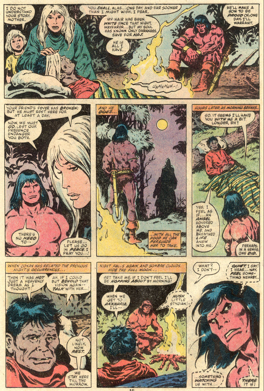 Conan the Barbarian (1970) Issue #113 #125 - English 10