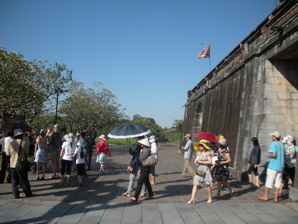 Visita a la Ciudad Imperial de Hue, Vietnam