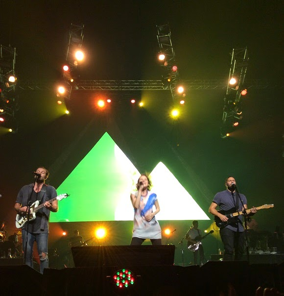 Taya Smith, Joel Houston, Jad Gillies Manila 2014