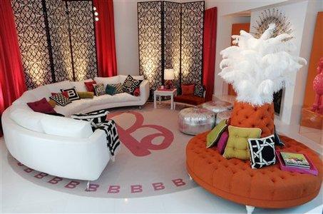 Barbiedream House on Club Fashionista  Barbie Malibu Dream House