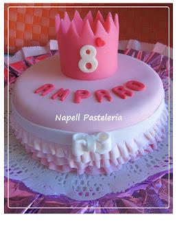 Torta Vestidito Princesa