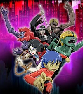 assistir - Humanoid Monster Bem Dublado - online