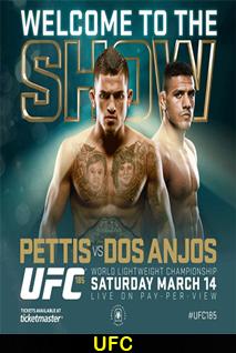 Assistir UFC 185: Pettis vs. dos Anjos