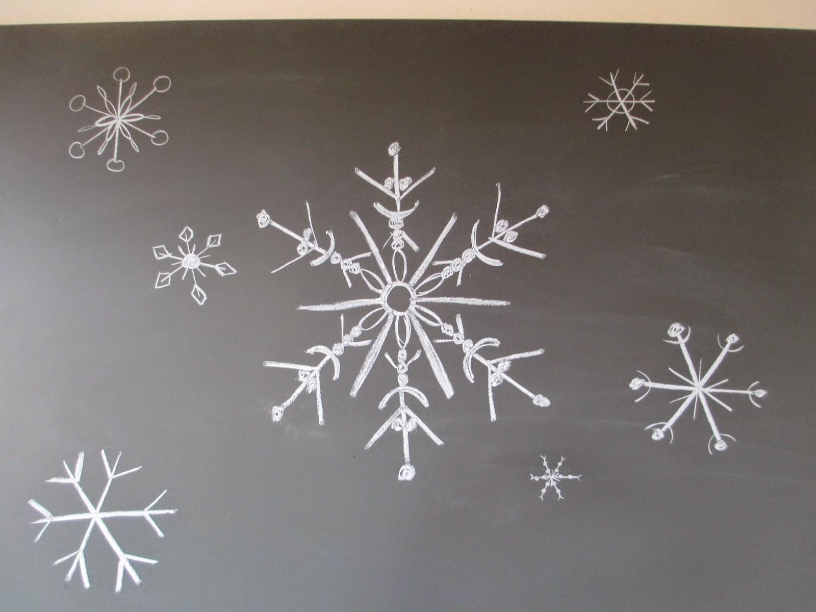 Was ändert sich? Winter Aufgabe Kinder
