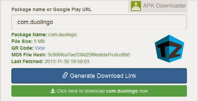Use the APK Downloader to Download Android Apps to PC from Google Play Store
