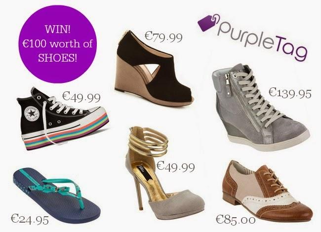 PurpleTag.ie Giveaway