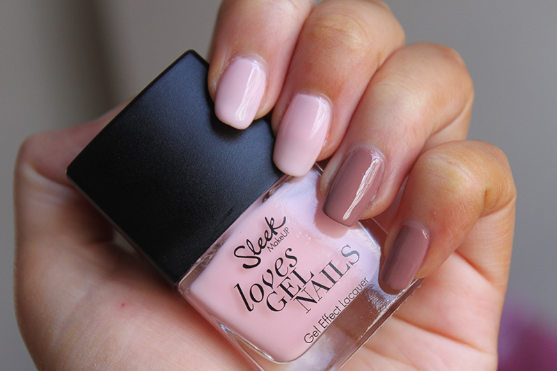 Sleek Loves Gel Effect Nails || Manicure Monday - A Little Obsessed