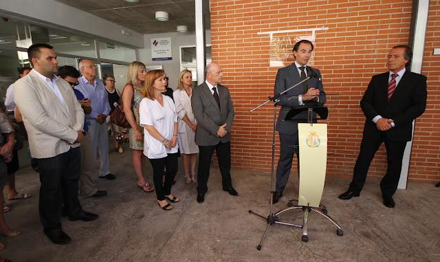 centro medico nuevo en santa pola