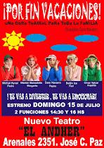 VACACIONES DE INVIERNO 2012