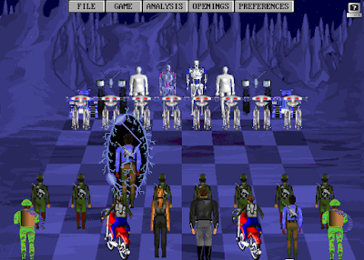Terminator 2 Judgment Day Chess Wars PC