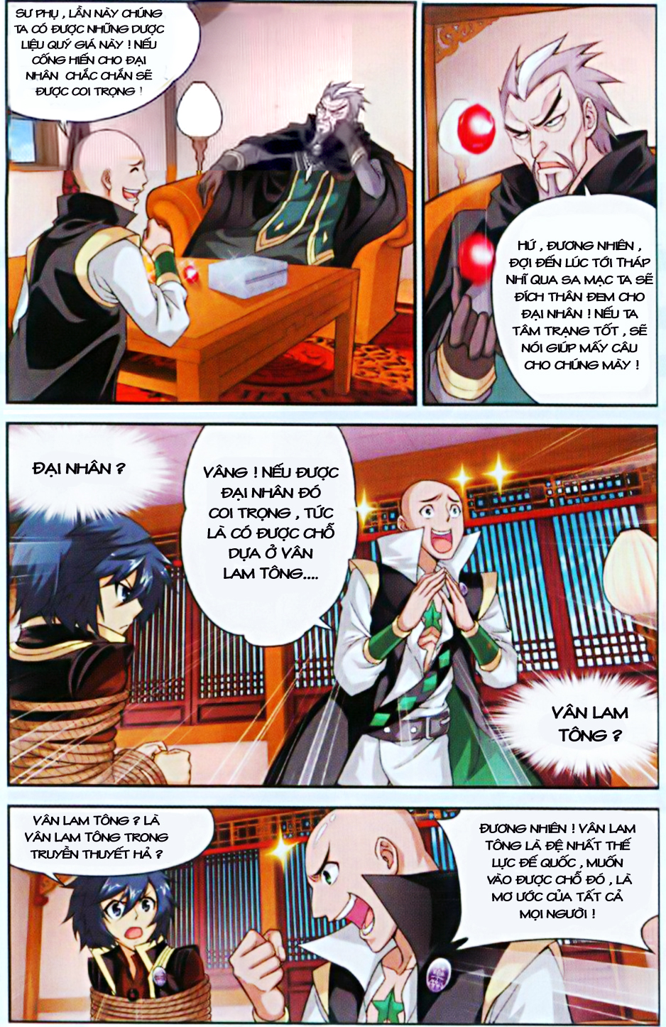 Đấu Phá Thương Khung chap 38 page 11 - IZTruyenTranh.com