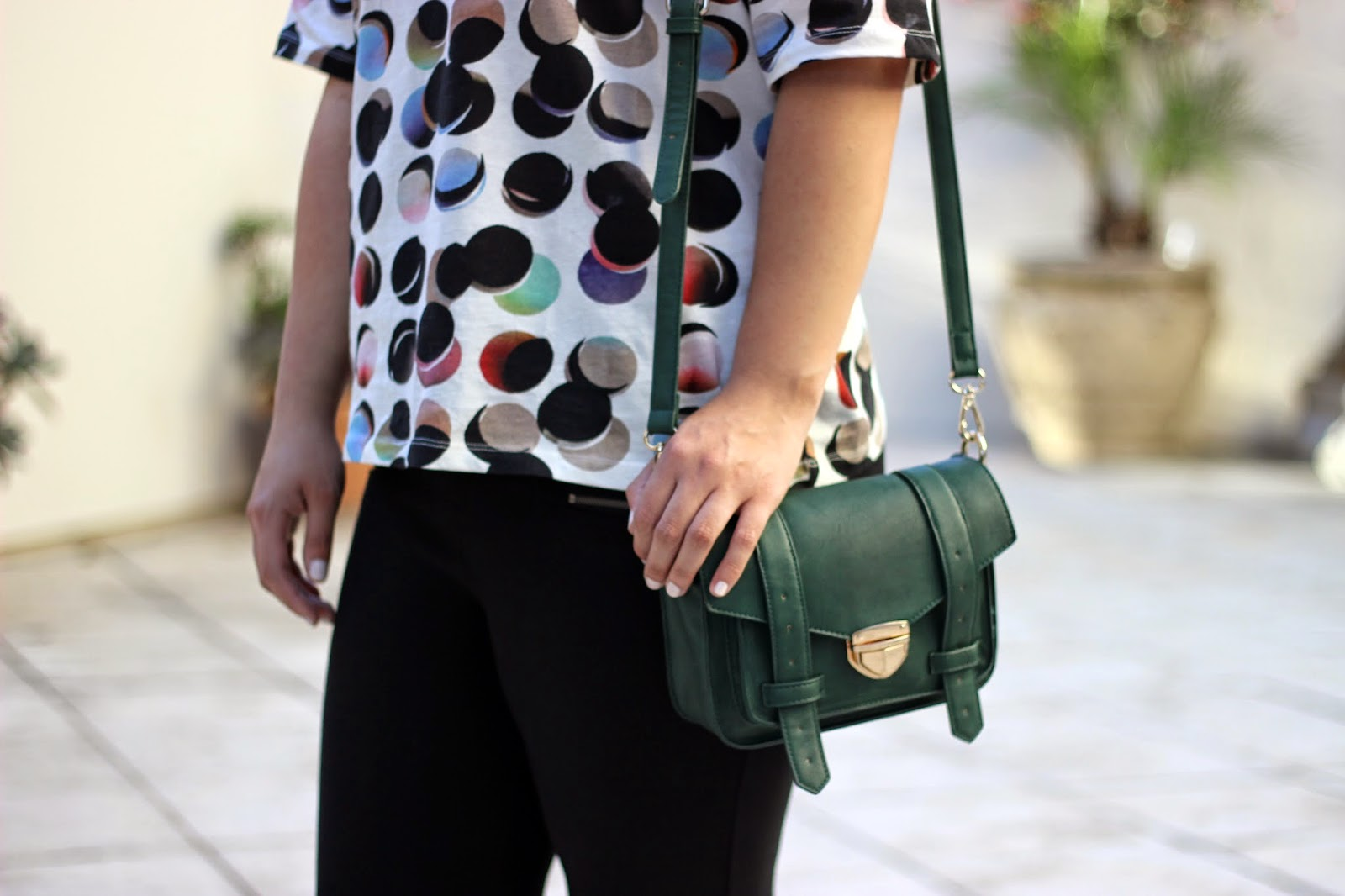 Outfit of the Day | Spotty Dotty