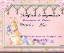 CERTIFICADO PARTICIPACION INTERCAMBIO DE PASCUA