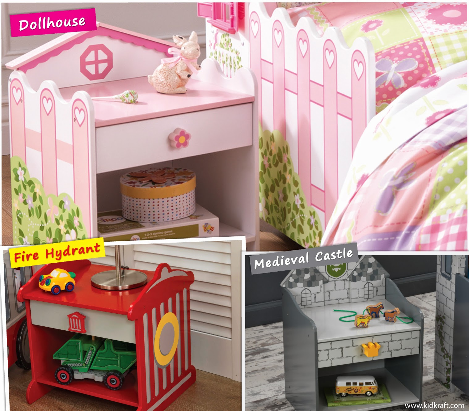 KidKraft Toys Amp Furniture In Stores Themed Toddler Bed