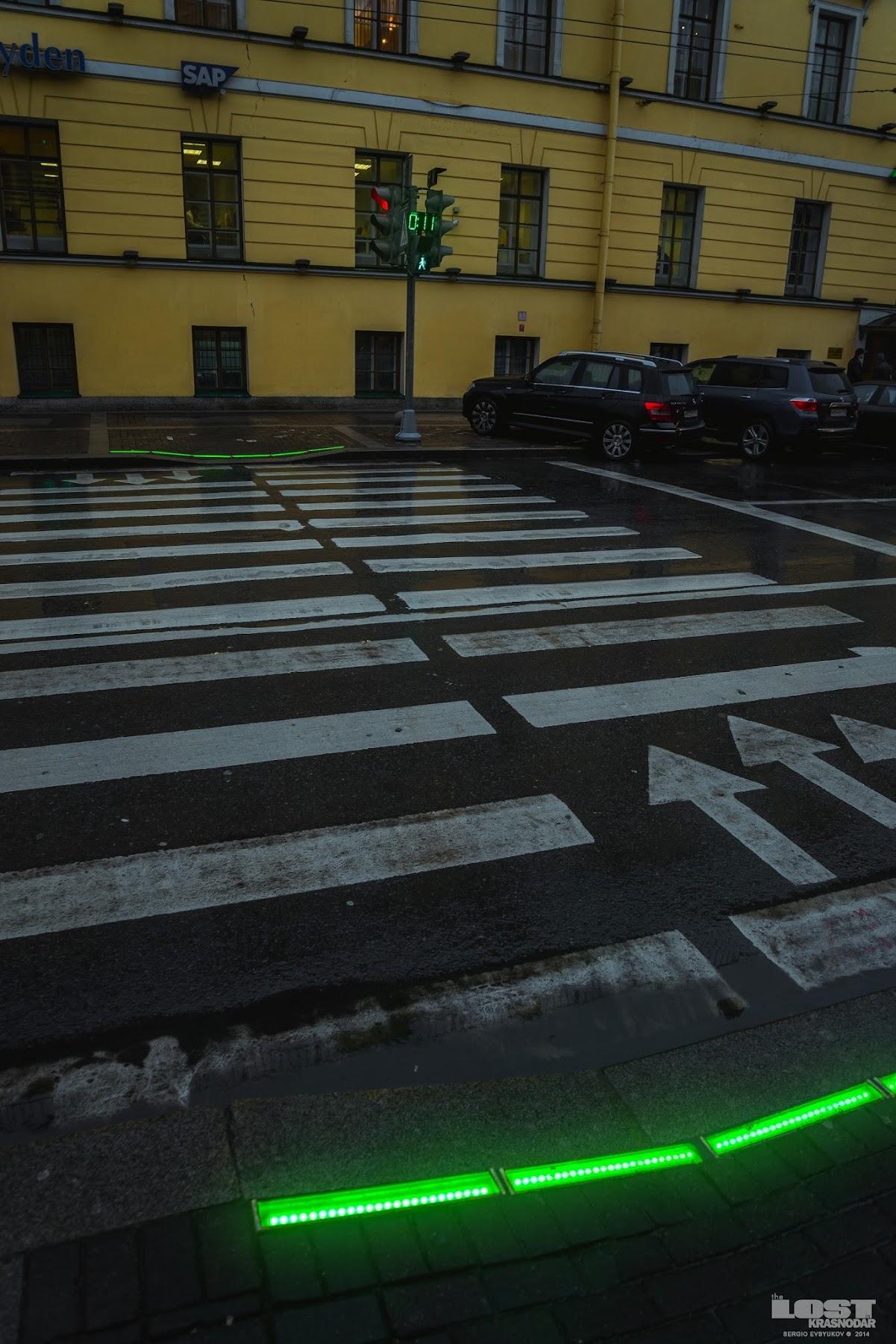 Инфраструктура Санкт-Петербурга