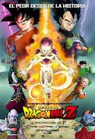 Dragon Ball Z: La resurrección de Freezer (2015) [Latino]