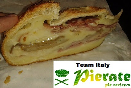 Pierate Team Italy Pie Review